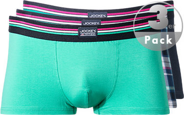 Jockey Short Trunk 3er Pack 17302913/528