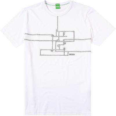 BOSS Green T-Shirt Tee 7
