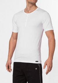 bugatti T-Shirt weiß