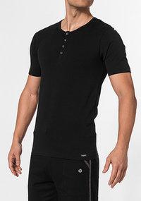 bugatti T-Shirt schwarz