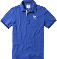 Aigle Polo-Shirt nautic blue