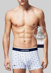 LACOSTE Colours Trunk 2er Pack