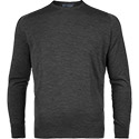John Smedley RH-Pullover Lundy/charcoal