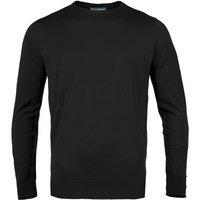 John Smedley RH-Pullover Lundy/black