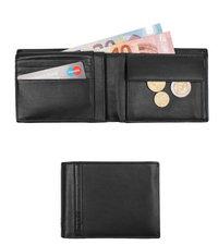 bugatti Trenta Geldbörse schwarz