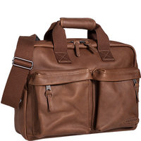 EASTPAK Tomec brownie leather