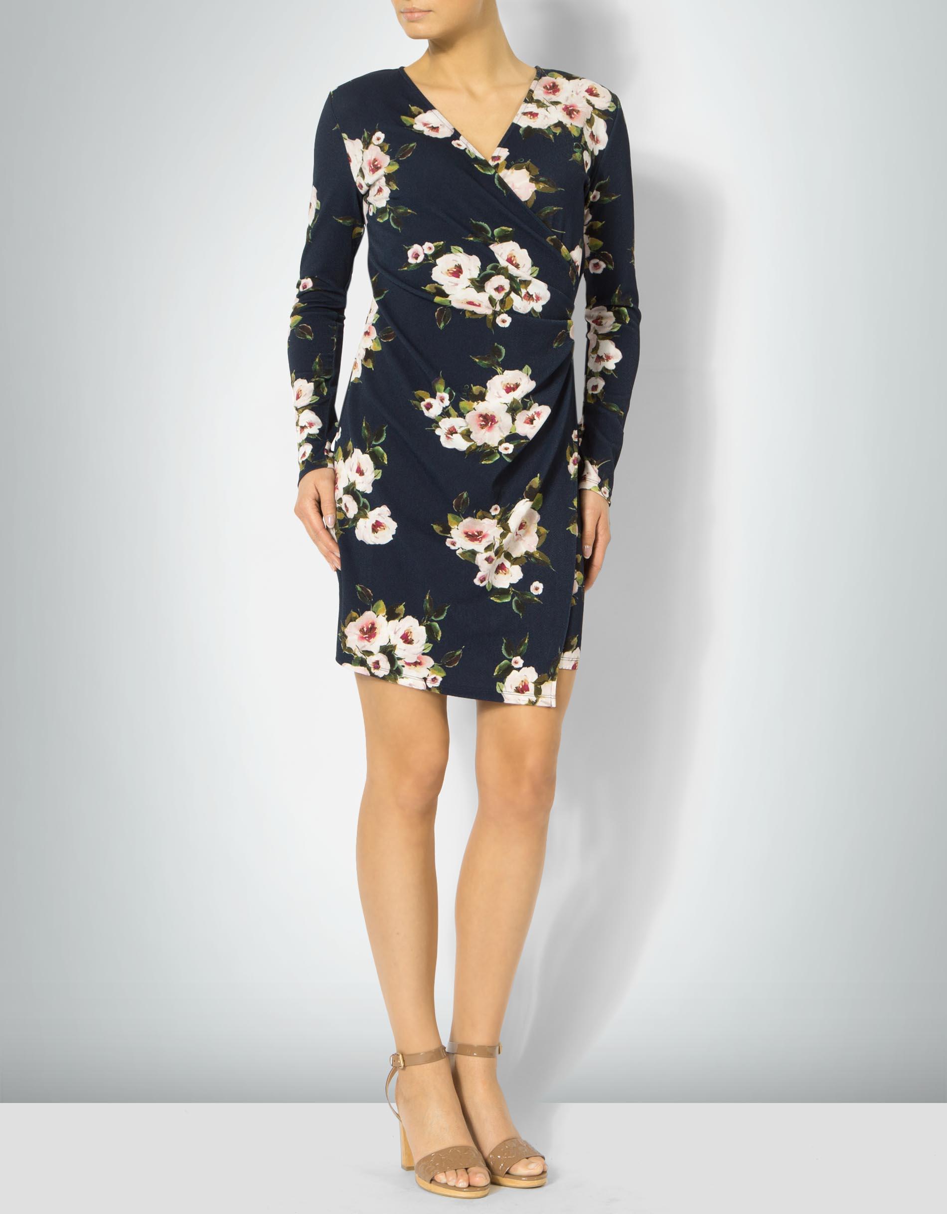liu jo damen kleid mit floralem print empfohlen von deinen. Black Bedroom Furniture Sets. Home Design Ideas
