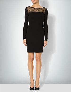 Jo Damen Mit Liu bündchen Metallic Kleid Schwarz 4jLR3A5