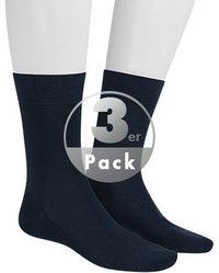 Hudson Relax Exquisit Socken 3er Pack