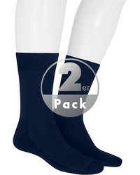 Hudson Only Plush Socken 2er Pack