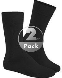 Hudson Only Socken 2er Pack