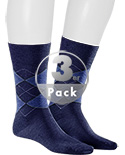 Kunert Men Andrew Socken 3er Pack 871100/2090