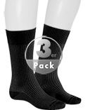 Kunert Men Wafer Style Socke 3er Pack 879010/0070