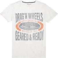 Wrangler T-Shirt offwhite