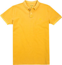 Wrangler Polo-Shirt yellow