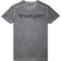 Wrangler T-Shirt pewder