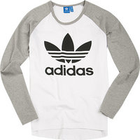 adidas ORIGINALS T-Shirts white