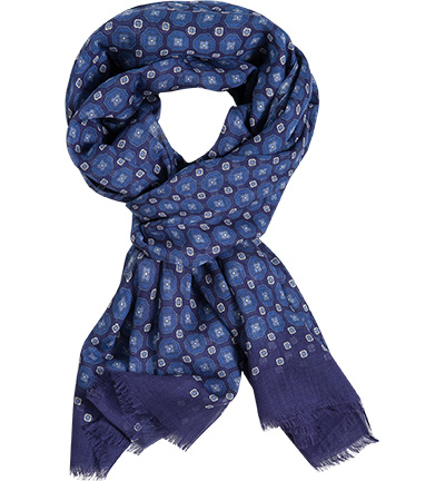 ETON Schal : ETON Schal  Herren in blau