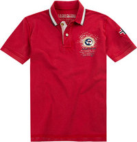 NAPAPIJRI Polo-Shirt old red