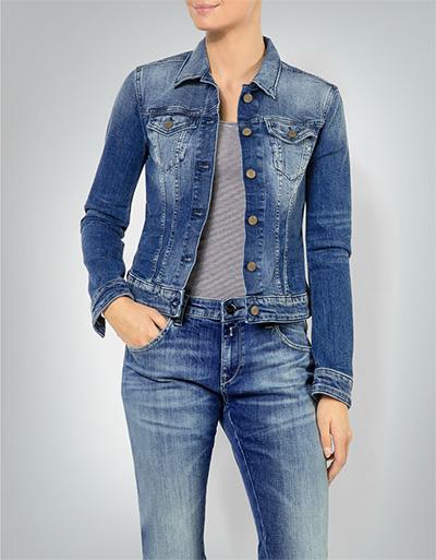 replay damen jeansjacke jeans im used look empfohlen von. Black Bedroom Furniture Sets. Home Design Ideas