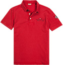 NAPAPIJRI Polo-Shirt old red N0YG9J094