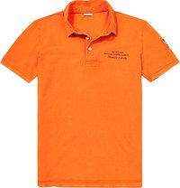 NAPAPIJRI Polo-Shirt bright orange