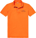 NAPAPIJRI Polo-Shirt bright orange N0YG9JA12