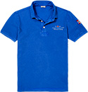 NAPAPIJRI Polo-Shirt royal N0YG9JB33
