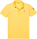 NAPAPIJRI Polo-Shirt summer yellow N0YG9JY66