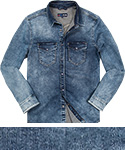 Pepe Jeans Jeanshemd Jepson PM302685N28/000