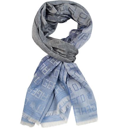 LAGERFELD Schal : LAGERFELD Schal  Herren in blau