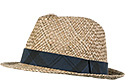 Barbour Tartan Trimmed Trilby natural MHA0353BE11