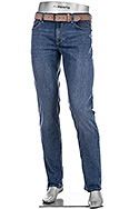 Alberto Regular Slim Fit Pipe 48071387/855