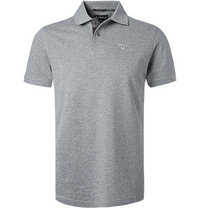 Barbour Polo-Shirt grey melange MML0012GY52