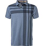 Barbour Polo-Shirt Howard blue