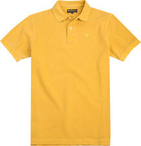 Barbour Washed Polo-Shirt mustard
