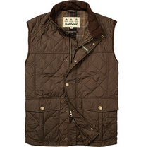 Barbour Weste Explorer brown olive