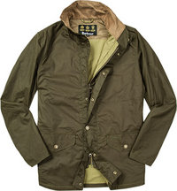 Barbour Jacke Orkney Wax olive