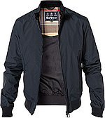 Barbour Jacke Royston navy