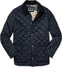 Barbour Jacke Pembroke Quilt navy MQU0856NY91