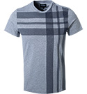 Barbour T-Shirt Bank Tee grey MML0846GY52
