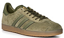 adidas ORIGINALS Gazelle olive cargo BB5265