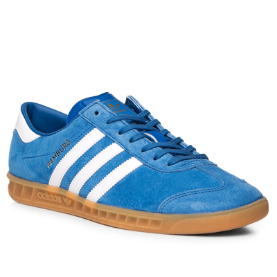 adidas ORIGINALS Hamburg bluebird