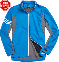 adidas Golf Jacke bright blue