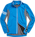 adidas Golf Jacke bright blue Z99299