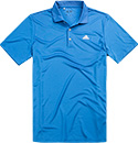 adidas Golf Polo-Shirt blue BC3016