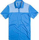 adidas Golf Polo-Shirt blue BC2936