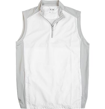 Zip-Shirt white