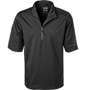 adidas Golf Zip-Shirt black BC3809