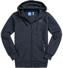 adidas ORIGINALS Sweatjacke legend ink BK5896